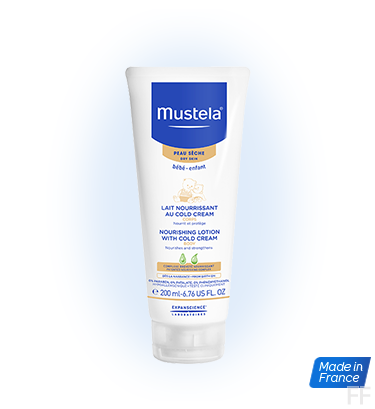Leche nutritiva al Cold Cream - Mustela (200 ml)