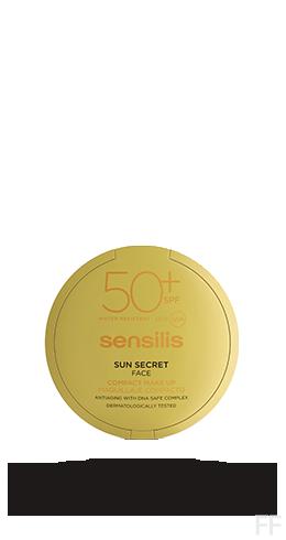 SUN SECRET MAQUILLAJE COMPACTO SPF50+