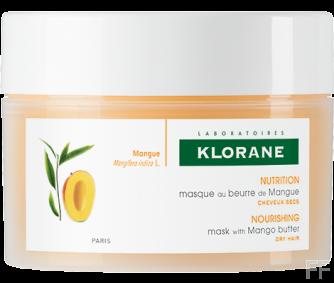 Klorane Mascarilla con Manteca de Mango