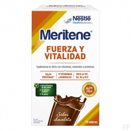 Meritene Batido Sabor Chocolate