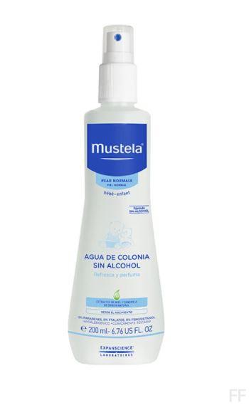 Mustela Agua de Colonia sin Alcohol 200 ml