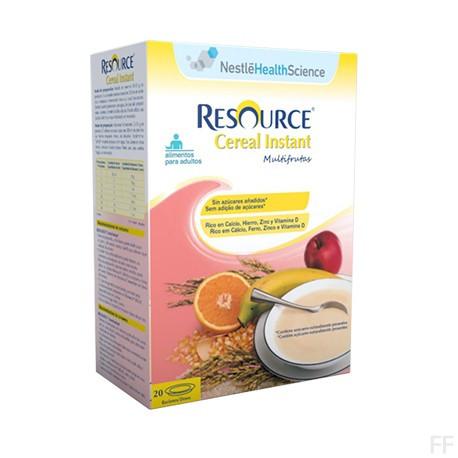 Nestlé Resource Cereal Instant Multifrutas