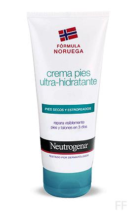 NEUTROGENA Crema Pies Ultra-hidratante 100 ml