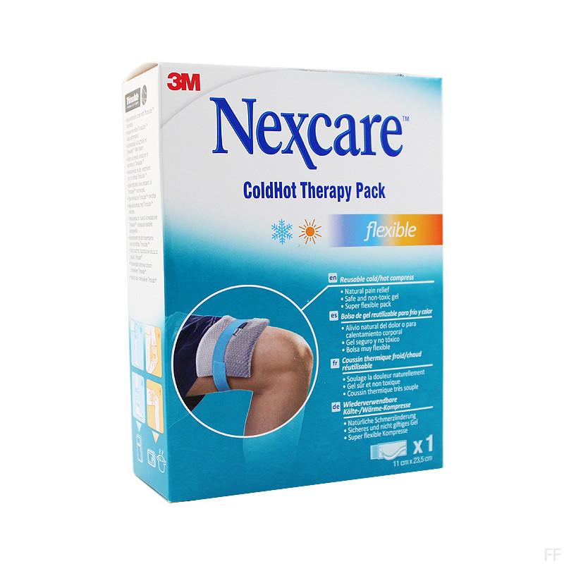 Nexcare Bolsa Terapia Caliente/Frio Flexible 1 unidad