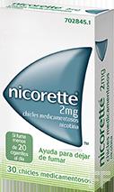 NICORETTE (2 MG 210 CHICLES )