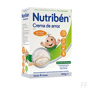 crema arroz nutriben