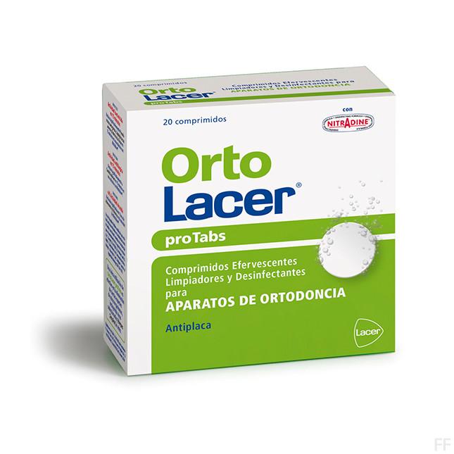 OrtoLacer Comprimidos Efervescentes 20 Uds