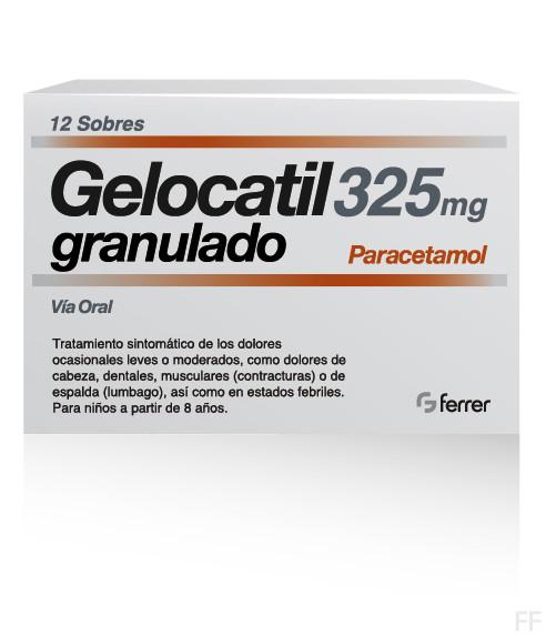 Gelocatil 325