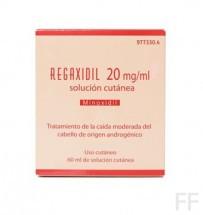REGAXIDIL (20 MG/ML SOLUCION CUTANEA 1 FRASCO 60