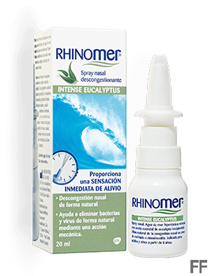 Rhinomer Intense Eucalyptus Spray Nasal 20 ml
