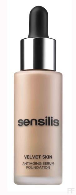 Sensilis Velvet Skin Base de Maquillaje Antiedad - Amande