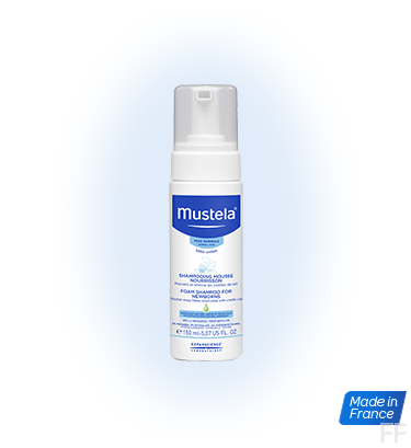 Champú Mousse Recién nacido - Mustela (150 ml)