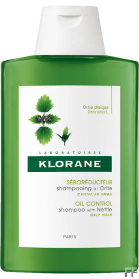 Klorane Champú Seborreductor a la Ortiga 400 ml