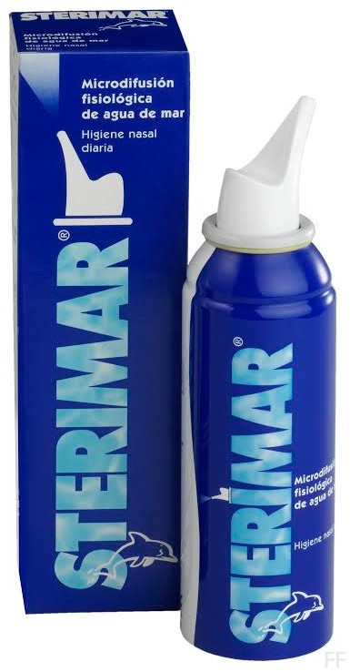 Sterimar Agua de Mar 100 ml