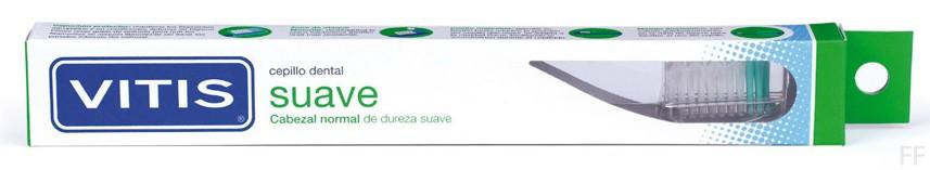 Vitis Cepillo Dental Suave 1 ud