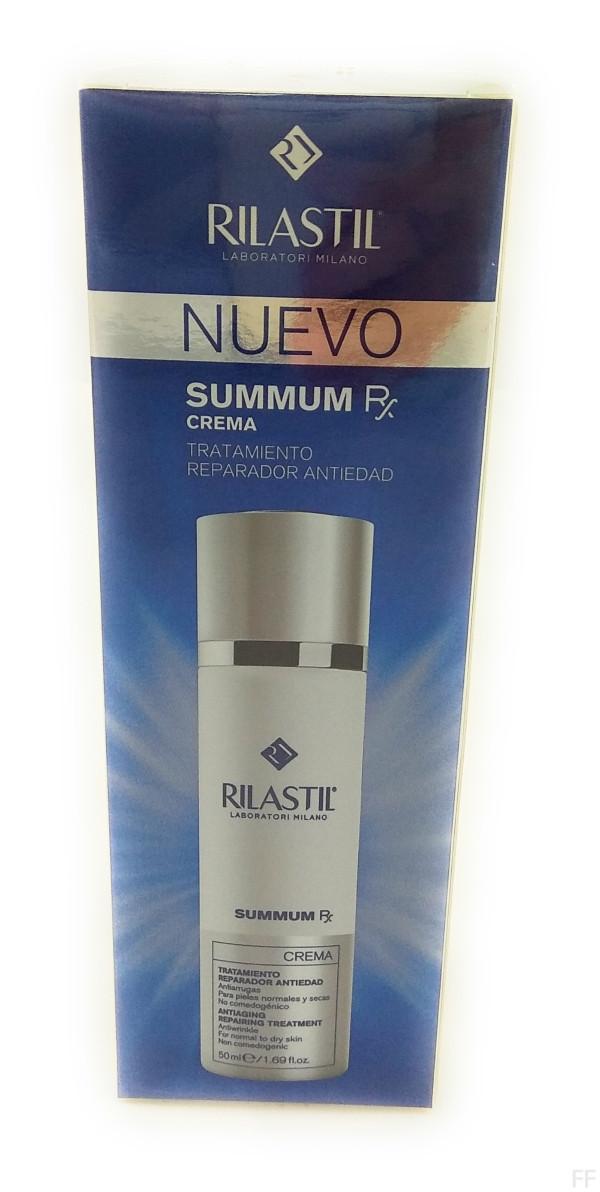 Cumlaude Rilastil Summum RX Crema reparadora antiedad 50 ml