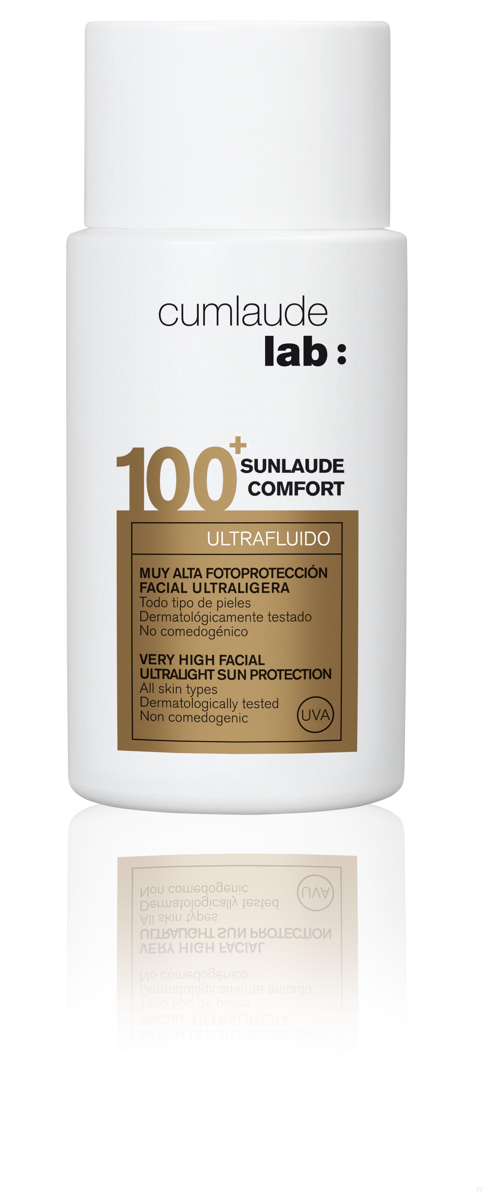 Cumlaude SUNLAUDE SPF 100+ CONFORT 50 ml