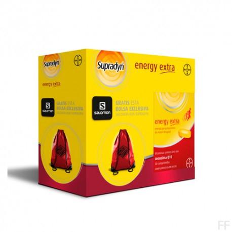 Supradyn Energy Extra 30 comprimidos + REGALO