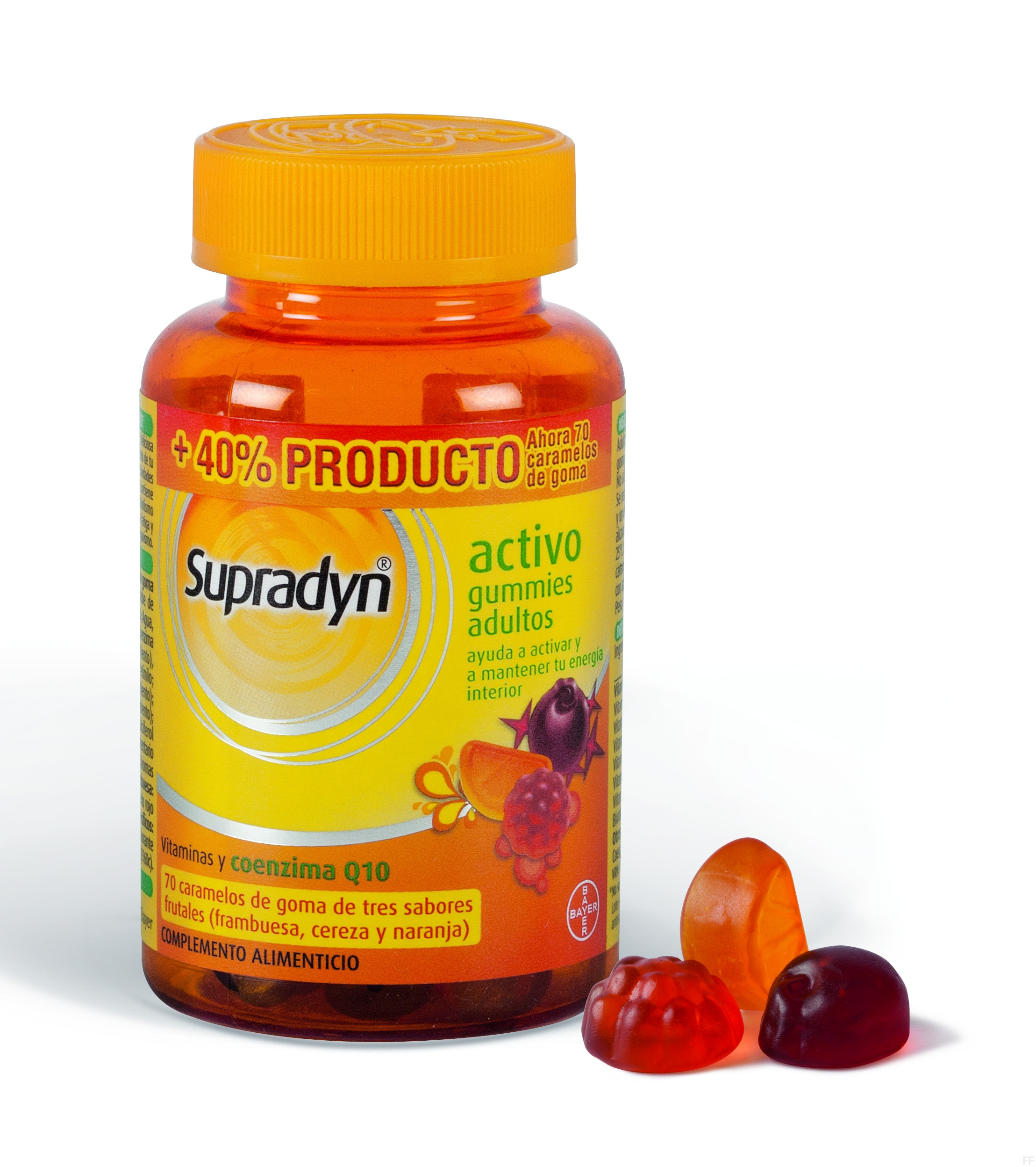 Supradyn Gummies Adulto