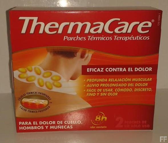 ThermaCare Parches Térmicos Terapéuticos