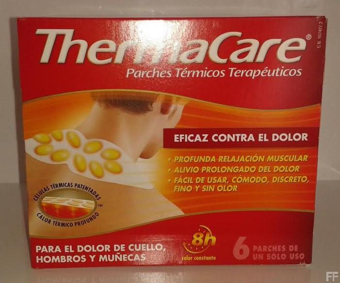 ThermaCare Parches Térmicos - 6 uds