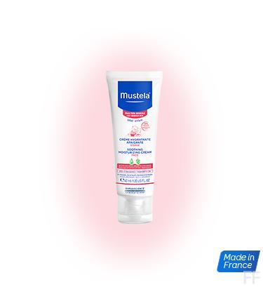 Mustela Crema hidratante Confort Piel muy sensible