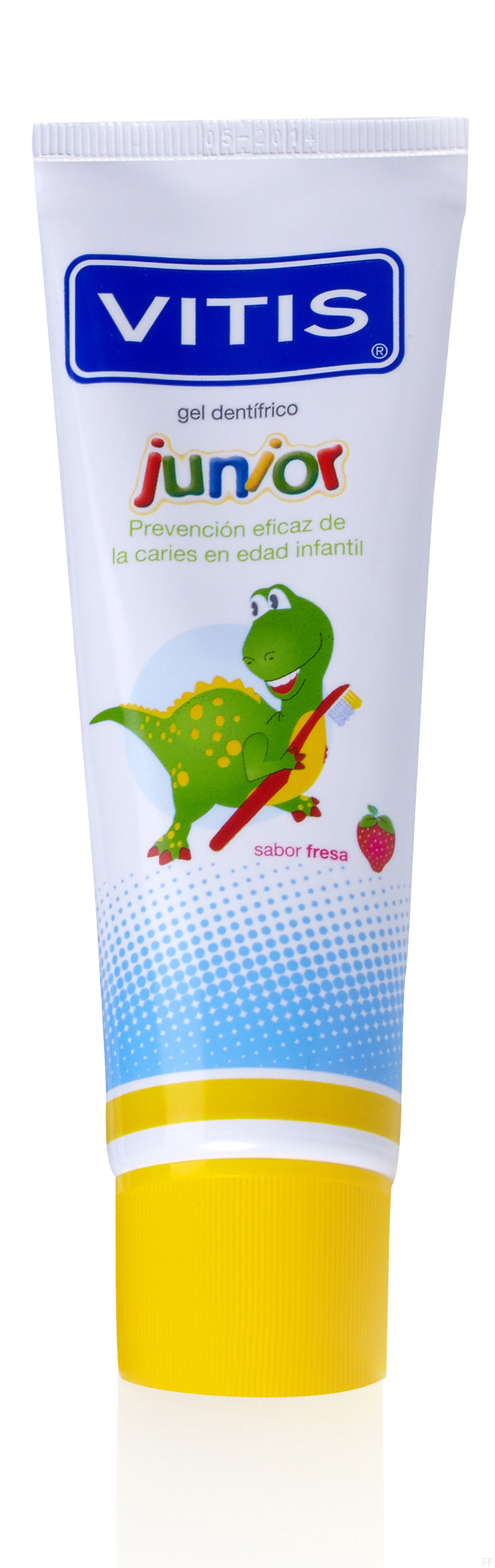 Vitis Junior Gel Dentífrico 75 ml