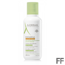 Aderma Exomega Control Crema emoliente Piel atópica 400 ml