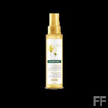 Cuidado y Sol Aceite protector a la cera de Ylang-Ylang - Klorane (100 ml)