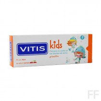 Vitis Kids Gel Dentrífico Sabor cereza 50 ml