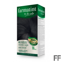 Farmatint 1N Negro FTT NP 155 ml