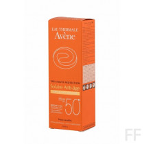 Solar Antiedad SPF50+ - Avene (50 ml)