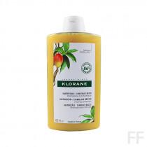Klorane Champú Nutritivo Mango 400 ml
