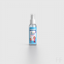 Kids Clean Spray Hidroalcohólico para niños 60 ml