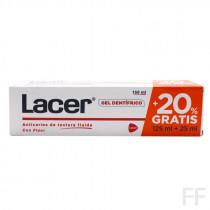 Lacer Gel dentífrico 125 ml