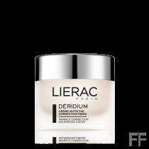 Déridium / Crema Nutritiva Corrección arrugas - Lierac (50 ml)
