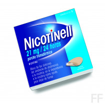 NICOTINELL (21 MG/24 H 7 PARCHES TRANSDERMICOS 52.5 MG )