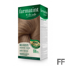 Farmatint 6N Rubio Oscuro Gel (150 ml)