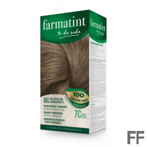 Farmatint 7C Rubio Ceniza Gel (150 ml)