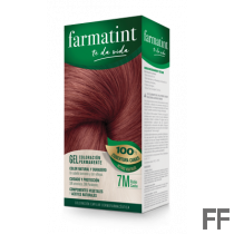 Farmatint 7M Rubio Caoba Gel (150 ml)