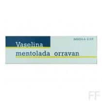 Vaselina Mentolada Orravan 13 g