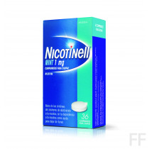 Nicotinell Cool mint 1 mg