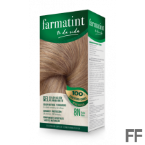 Farmatint 8N Rubio Claro Gel (150 ml)