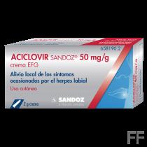 Aciclovir 2 g