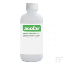 Agua oxigenada 5% 250 ml Acofar