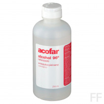 Alcohol 96º 250 ml Acofar