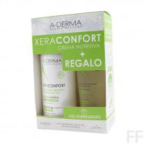 Aderma Xeraconfort Crema Nutritiva Antisequedad 400 ml + REGALO Gel