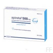 Apiretal 500 mg
