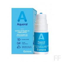 Aquoral Multidosis Gotas oftálmicas Lubricantes 10 ml