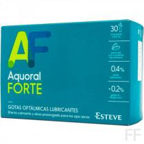 Aquoral Forte Gotas Oftálmicas Lubricantes 30 monodosis